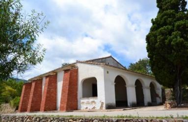 Ermita de San Joan de Mosquera - Alcalalí turismo