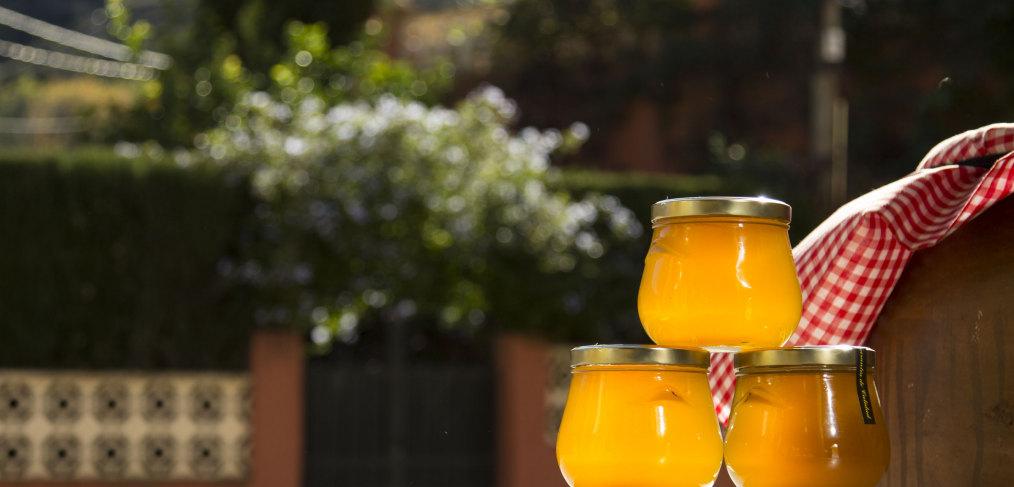 Producto tradicional miel - Alcalalí turismo