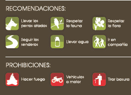 Recomendaciones senderismo 11 octubre - Alcalalí Turismo