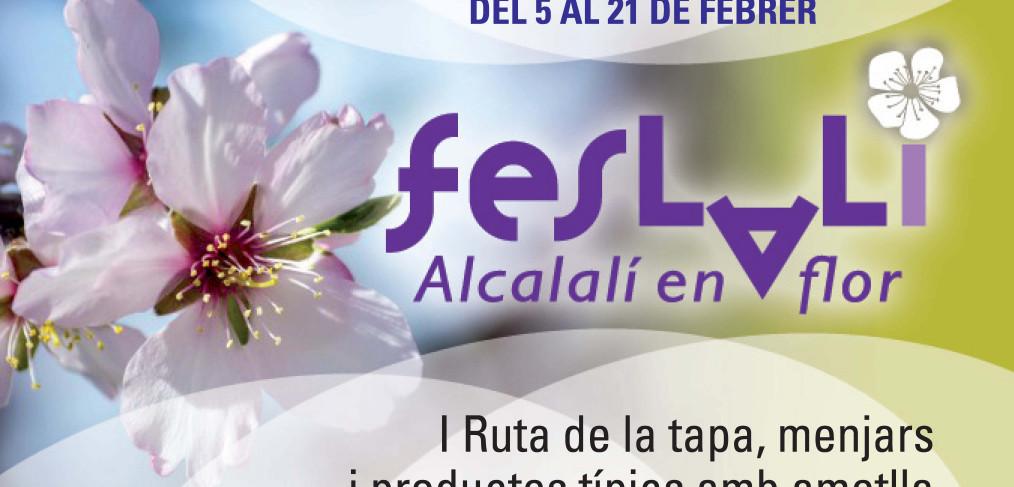 I Ruta de la Tapa - Feslalí, Alcalalí en flor - Alcalalí Turismo