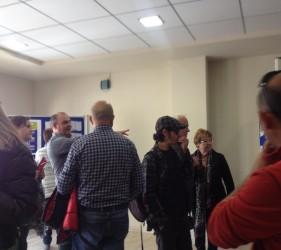 Exposición I Maratón fotográfica #alcalalienflor