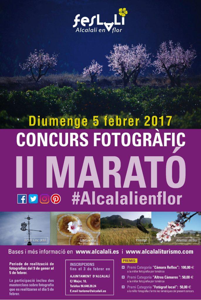 Concurso Fotográfico II Maratón #alcalalienflor para locos de la ...