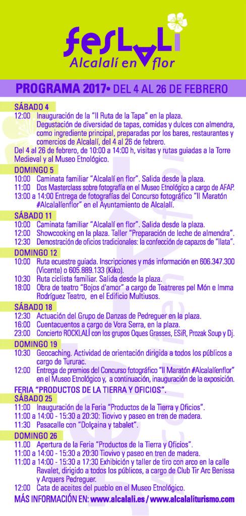 Feslali Alcalali - Turismo Alcalalí 1
