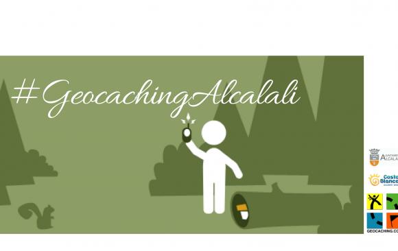 RUTA GEOCACHING ALCALALÍ