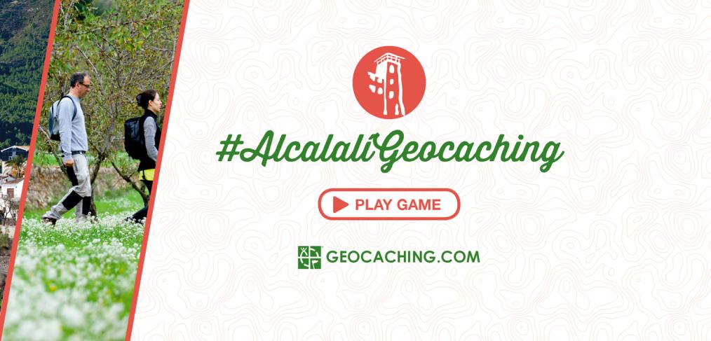 #AlcalalíGeocaching - Alcalalí Turismo
