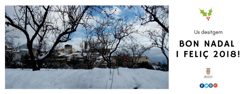 Programación de Navidad 2017 2018 - Alcalalí turismo