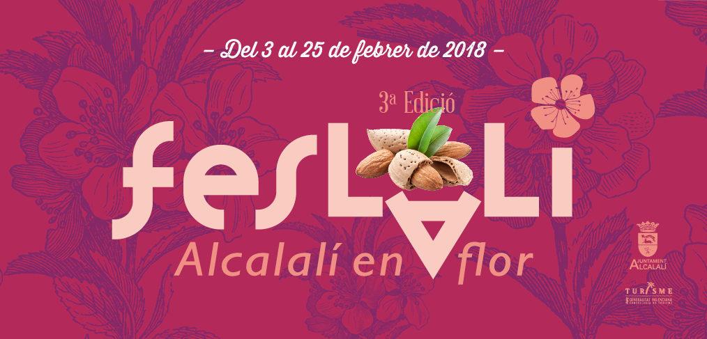 Programación Feslalí #AlcalalíEnFlor 2018 - Alcalalí turismo