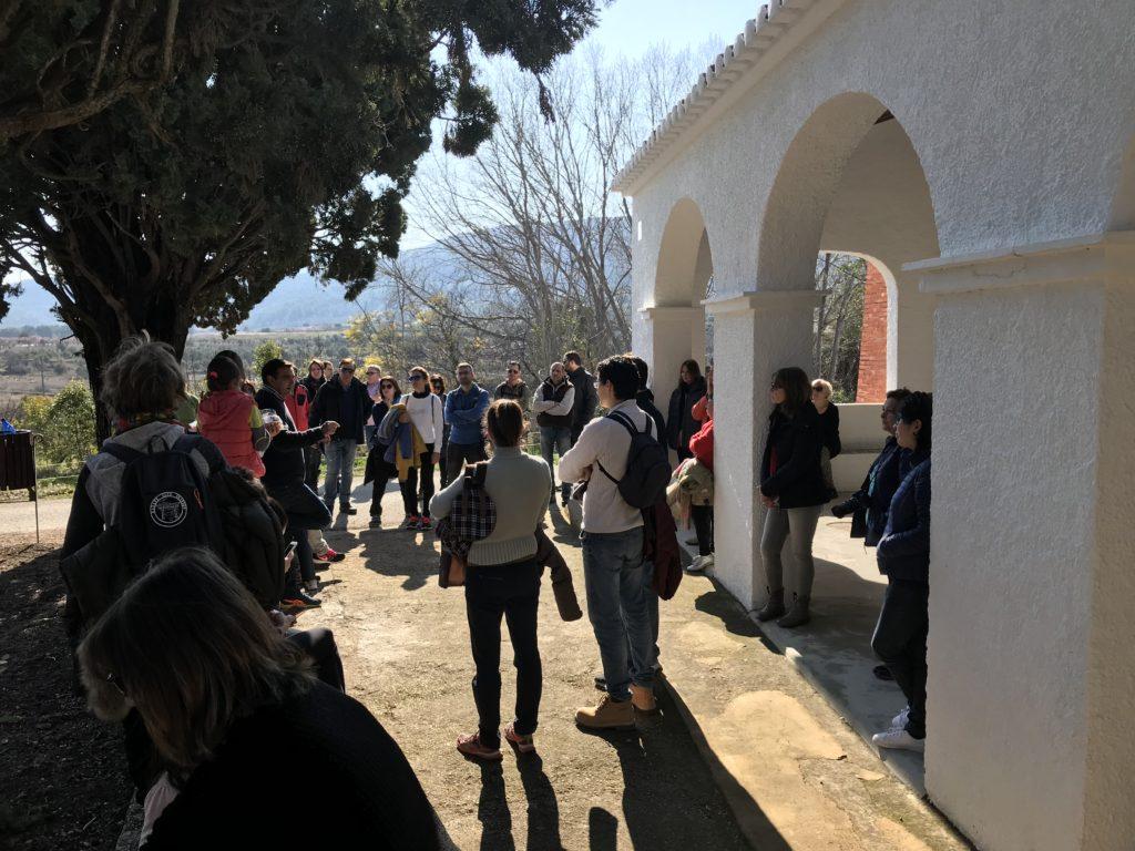 Feslalí - AlcalalíEnFlor - Descrobreix el paisatje - Alcalalí - Dénia Unesco