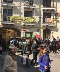 Feria de Oficios y Productos de la Tierra-Feslalí-Alcalalí en Flor- Alcalalí Turismo