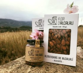 Almendras Flor d'Alcalalí - Alcalalí turismo