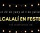 Programa Fiestas de San Juan y del Cristo de la Salud - Alcalalí turismo