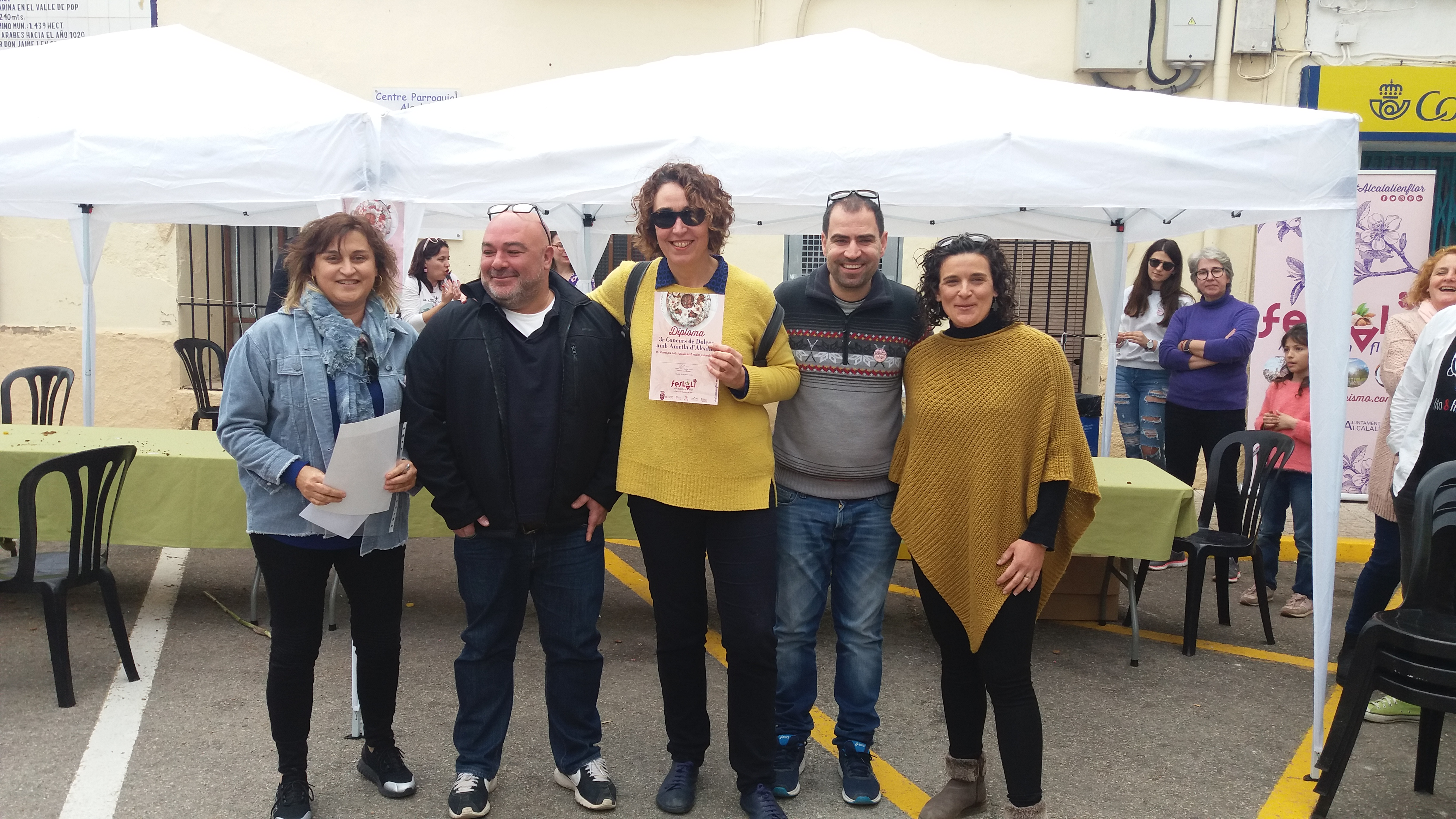 Concurso Dulces Almendra – Feslalí