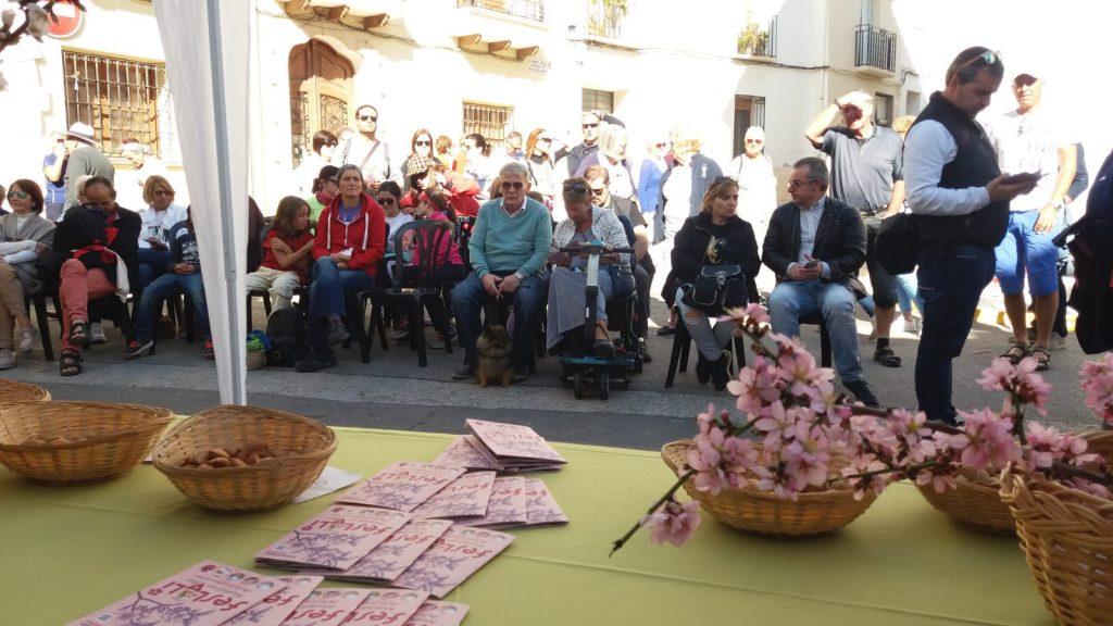 Feslalí, Alcalalí en flor - Cata de almendras