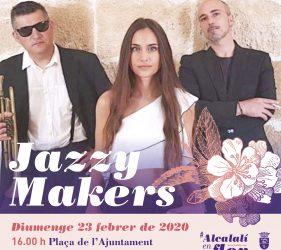 Feslalí, Alcalalí en flor - Jazzy Makers
