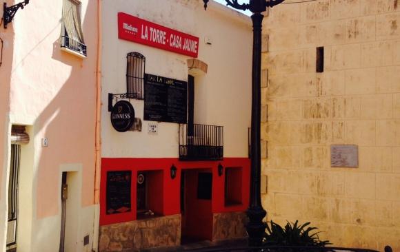 Bar - Restaurante La Torre (Casa Jaume)