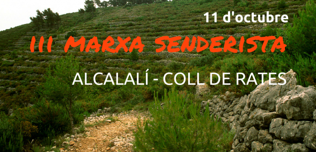 III Marcha senderista, Senderismo 11 de octubre