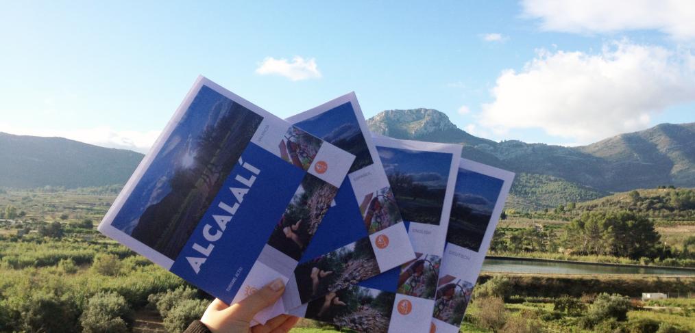 Folleto Alcalalí. Turismo activo - Alcalalí Turismo