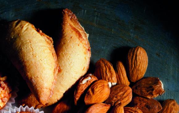 Pastissets de almendra