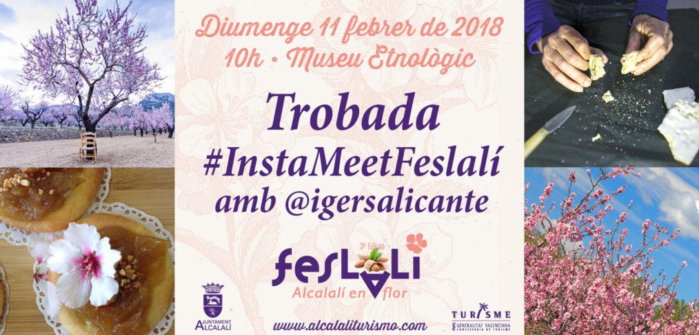 #InstaMeetFeslalí @igersalicante - Alcalalí turismo
