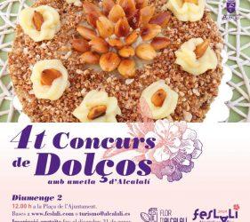 Feslalí Alcalalí en Flor - Ruta Tapa