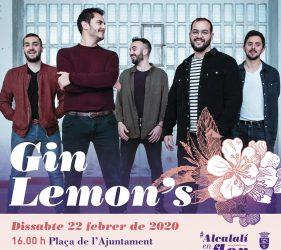 Feslalí, alcalalí en flor - Gin Lemon's